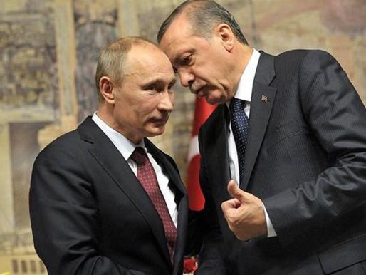 O xadrez do Czar e do Sultão