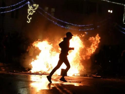 O que está acontecendo em Jerusalém?