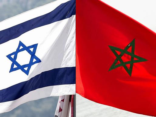 As relações Israel-Marrocos