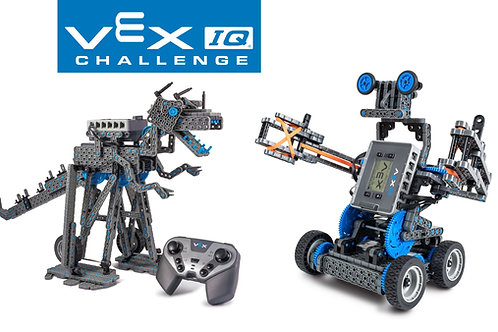VEX IQ Robotics Summer Camp (Two Weeks)
