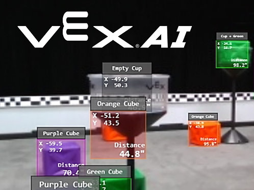 Computer Vision in VEX AI (Starts from Aug 11th)