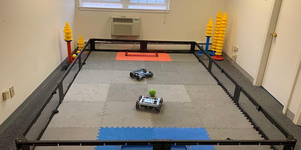 Driving Skill Challenge - Robo Soccer Championship
