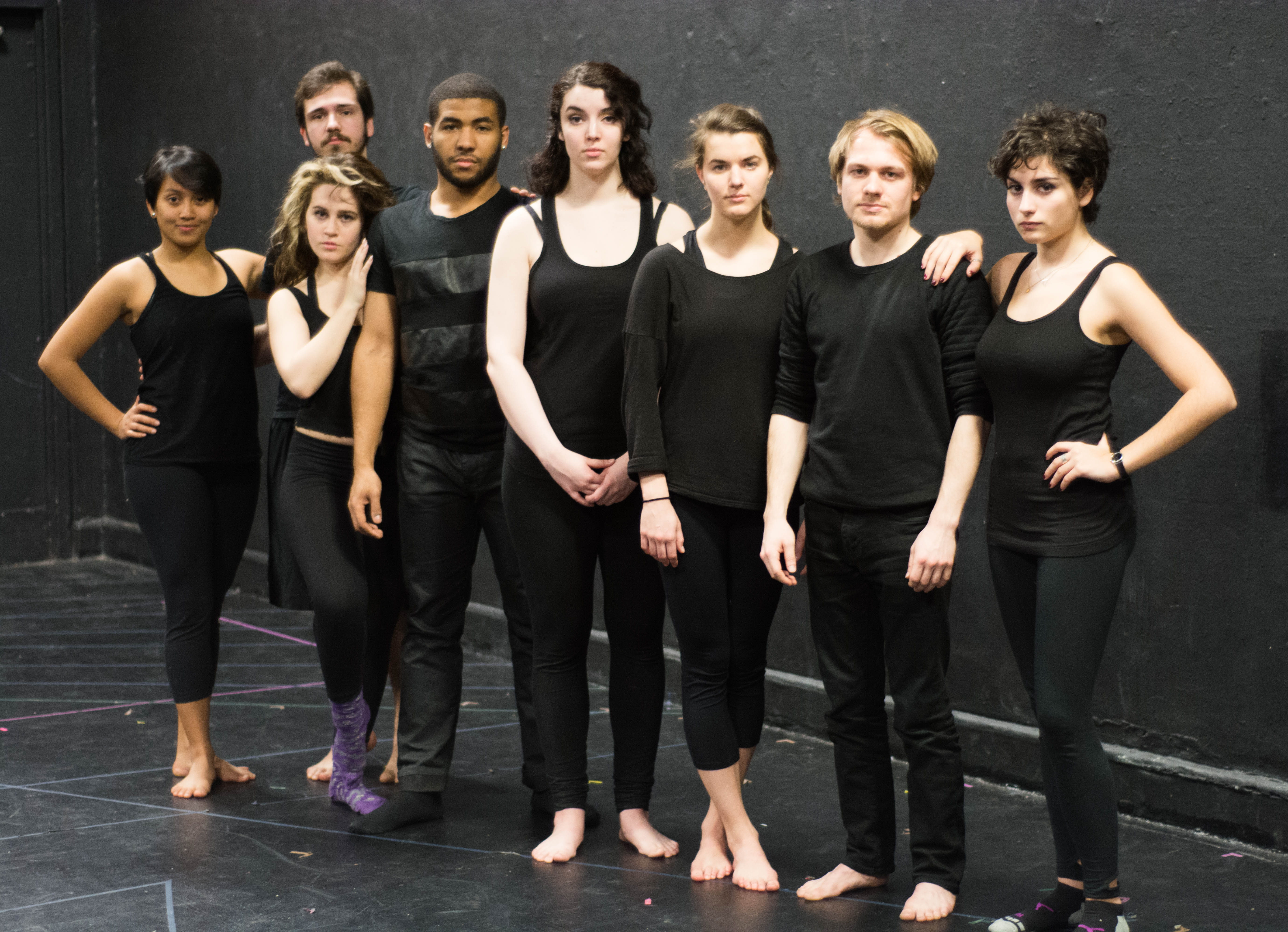 Cast of The Serpent Woman