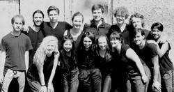 Cast of Twelfth Night/Henry V