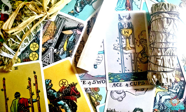 Tarot Cards And Their Meaning The 101 Guide For Learning The