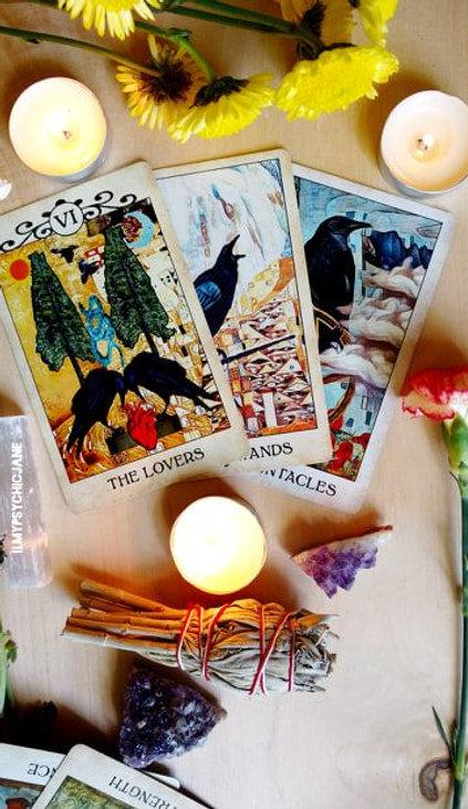 The Lovers Tarot  (Love interests)