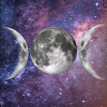 The Eight Moon Phases and Their Effect On the Body and Mind