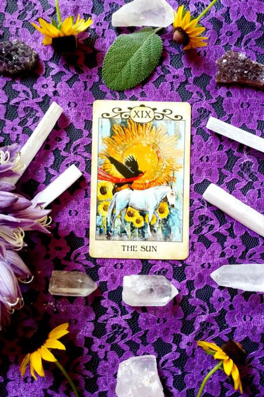 $5 Tarot reading by email