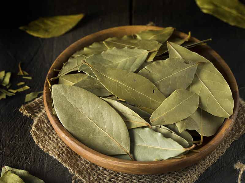 bay leaves health benefits