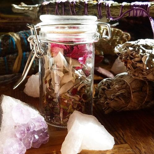 Loose Herbs Jar