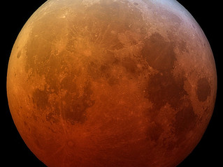 Full Supermoon of May 2021 Coincides With a Total Lunar Eclipse!