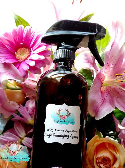12oz Sage Spray (Cleansing/ Smudging)