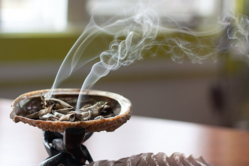 45 Herbs for Smudging- Smoke Cleansing Guide