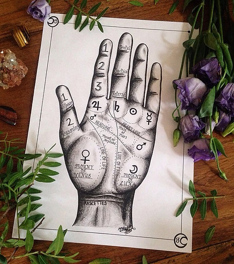 Detailed Palmistry Reading