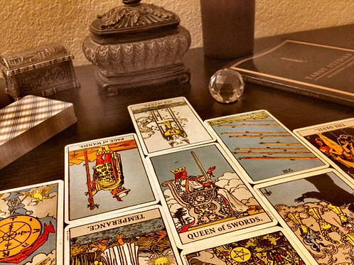 The 6 month tarot special