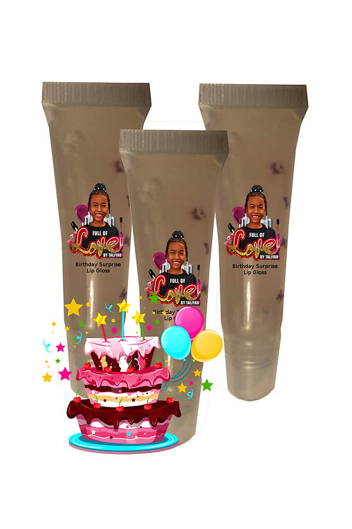 Birthday Surprise Lip Gloss