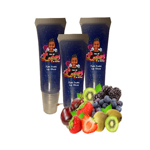 Tutti Frutti Lip Gloss