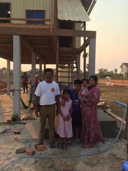 Heng Ram family After Webres