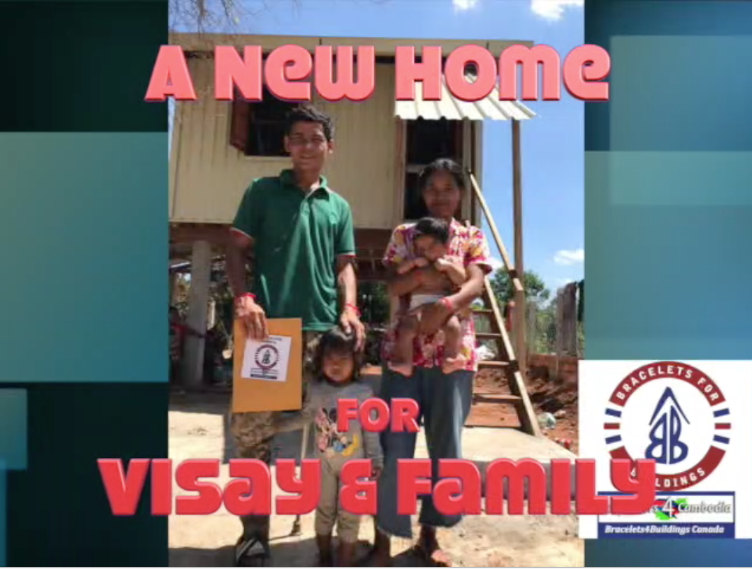 A new home for Visay cover