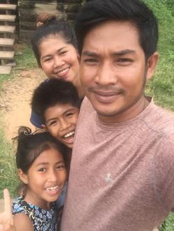Heng & family
