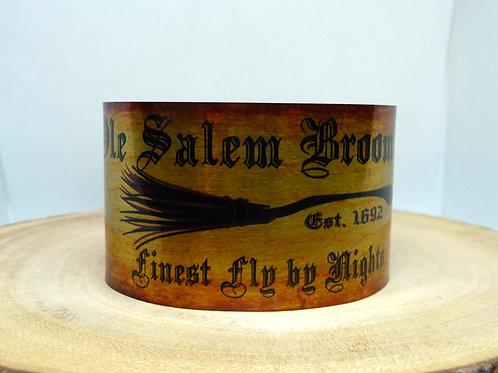 Ole Salem Broom Co. Cuff Bracelet