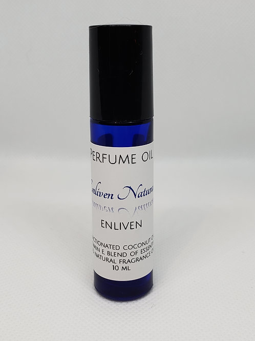 Enliven Perfume Oil