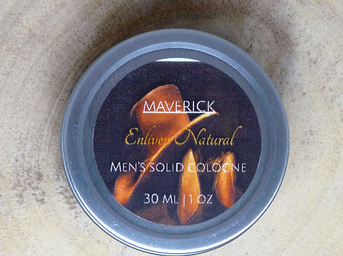Maverick Men's Solid Cologne