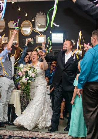 Send-off photo by Annaberry Images