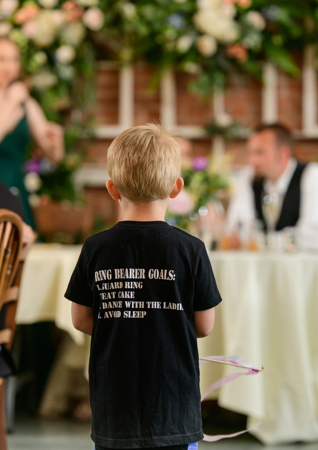 Ring bearer photo by Annaberry Images