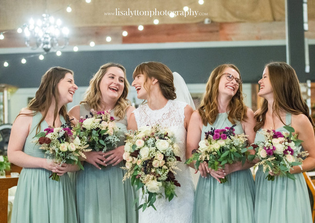 The gals photo by Lisa Lytton Photography