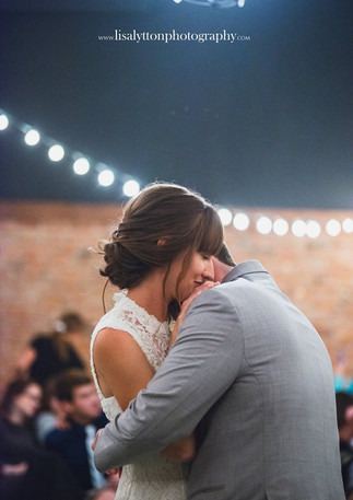 First dance photo by Lisa Lytton Photography