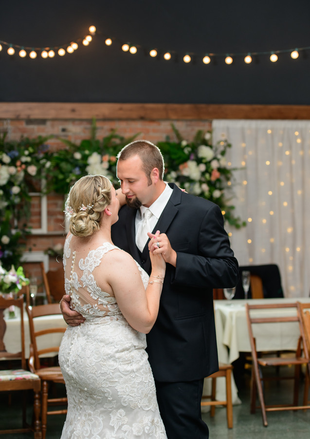 First dance photo by Annaberry  Images
