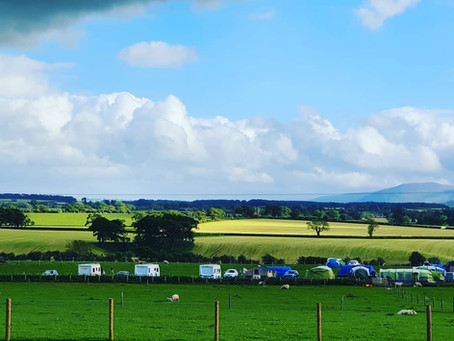 Keeping it real since 1982! - a real life glimpse into a family run campsite in Cumbria, North Lakes
