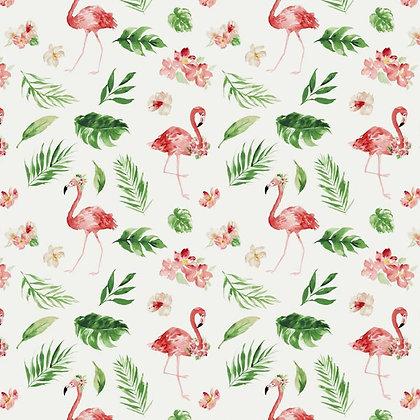 Mondmasker -Flamingo