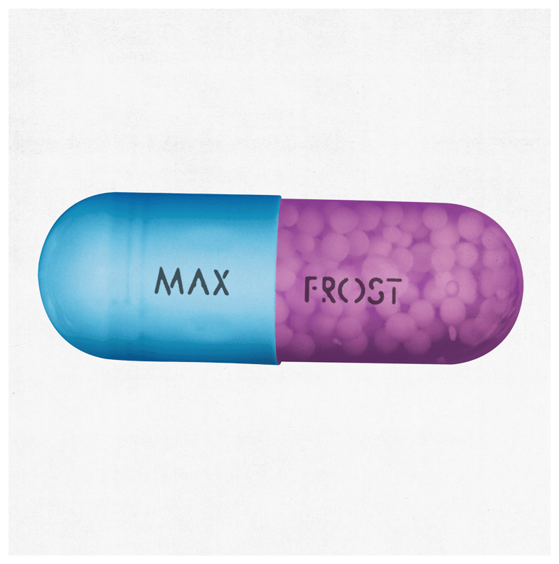 Max Frost, 'Adderal' Atlantic Records 2017