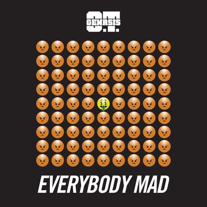 Ot-Genisis, 'Everbody Mad' Atlantic Records 2017