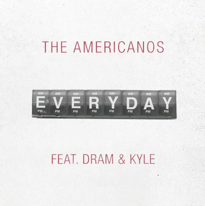 The Americanos 'Everyday'  , Atlantic Records 2017. Animation by Atlantic Records