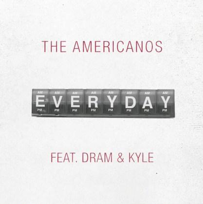 The Americanos 'Everyday'  , Atlantic Records 2017. Animation by Atlantic Records