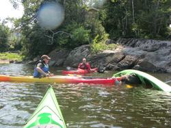 Paddle Canada Level 1