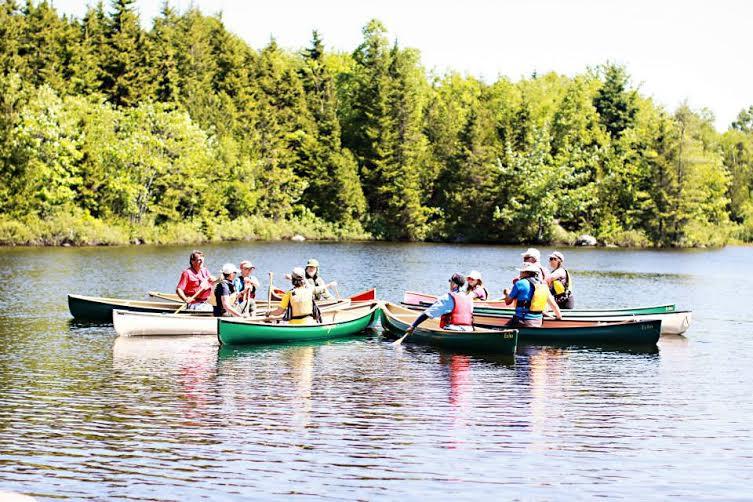 Canoe Dance Practice