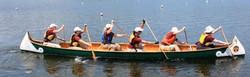 Big Canoe paddlers...