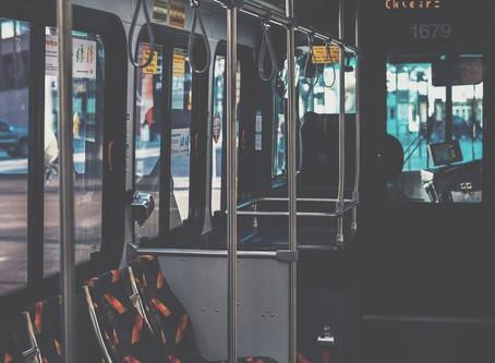 Leçon de savoir-vivre no.64 : Les transports en commun