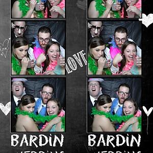 Bardin Wedding