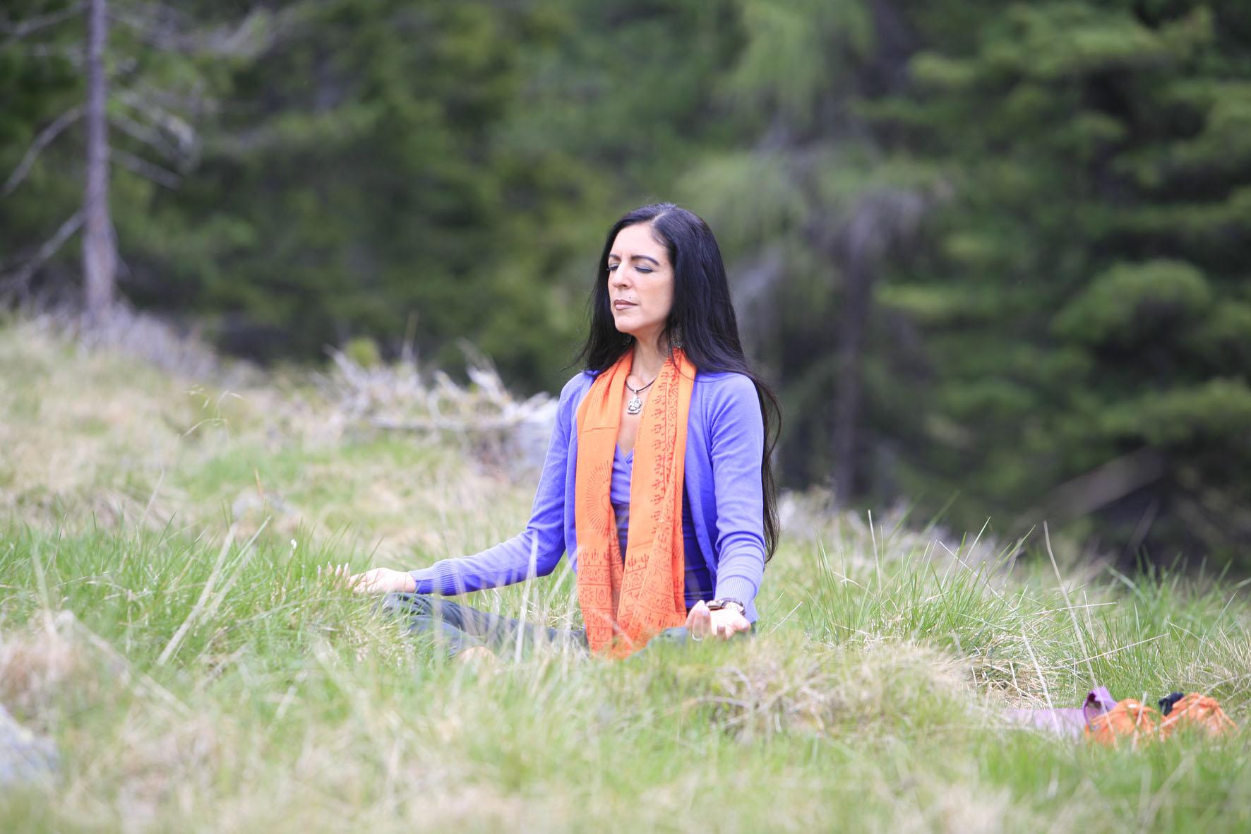 Atmung & Yoga im Park