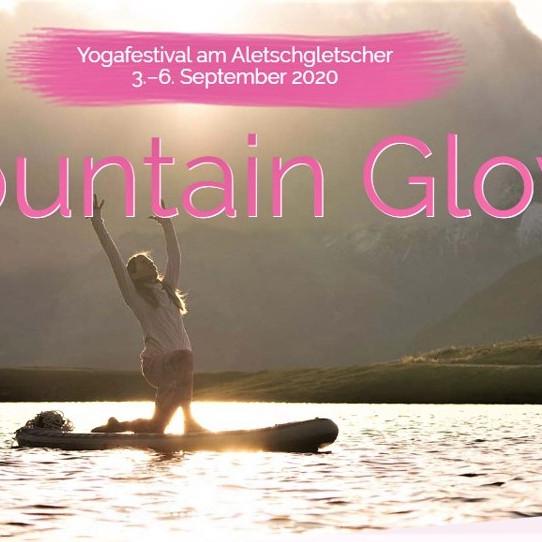 Yogafestival am Aletschgletscher