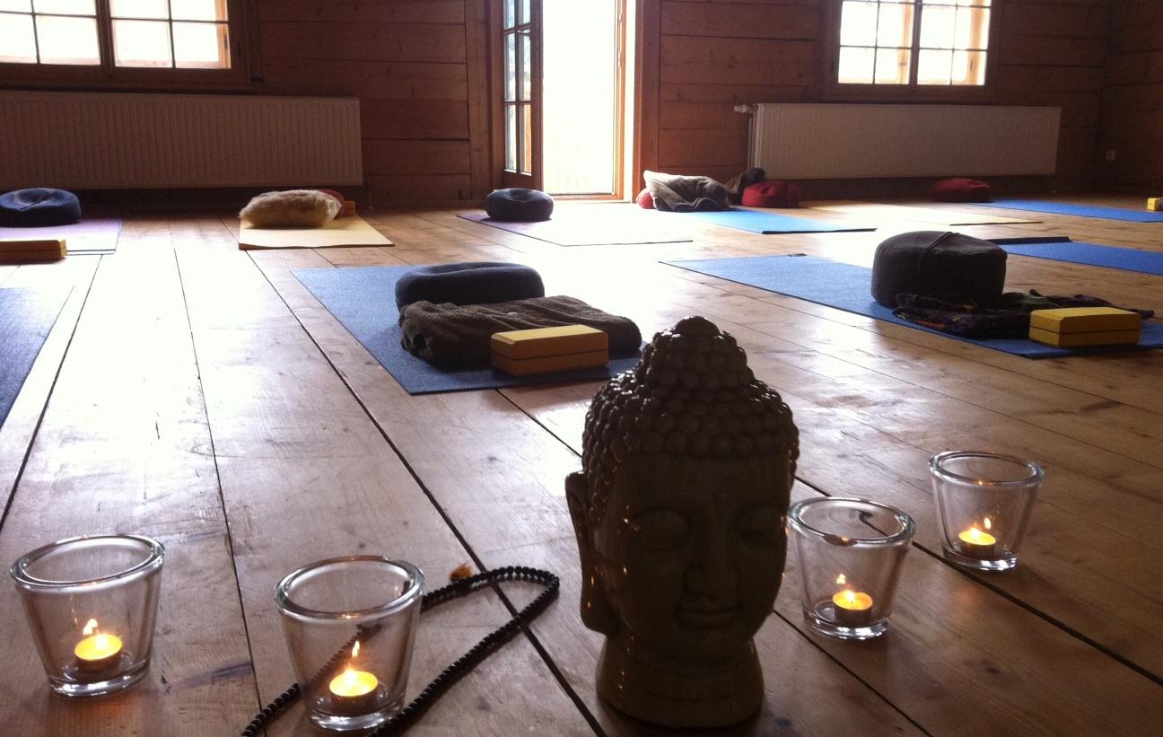 Yoga Retreat Hubertus Alpin Lodge