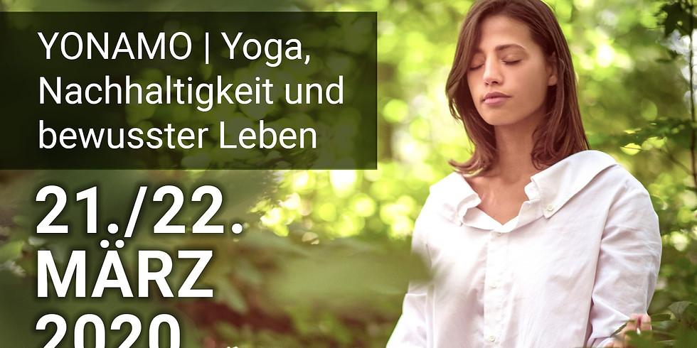 YONAMO I Yoga, Nachhaltigkeit und bewusster Leben