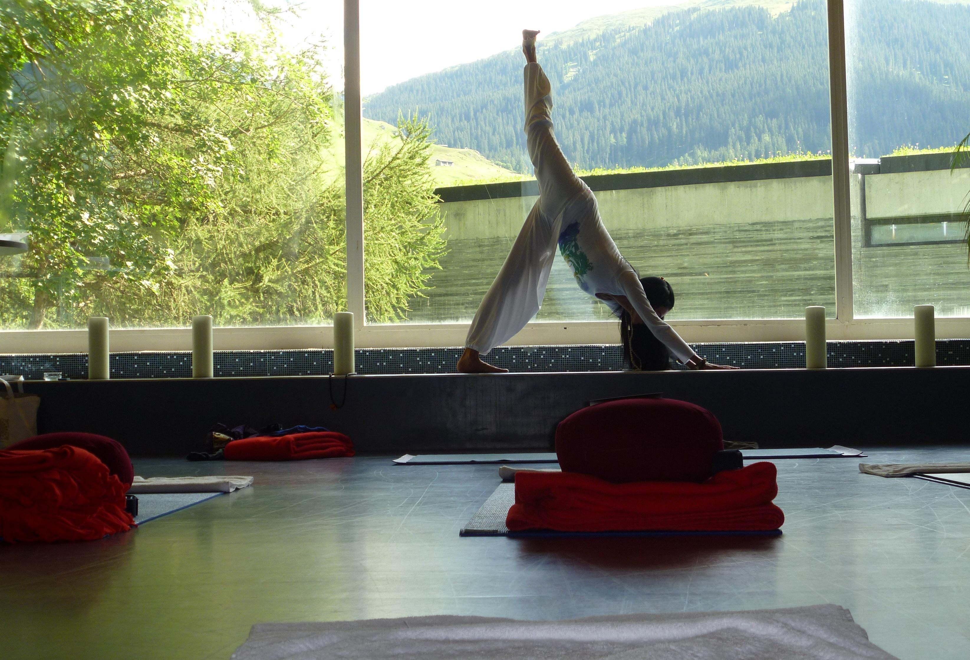 Yoga Retreat Therme Vals