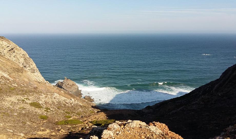 Cerca de Playa Telheiro.JPG