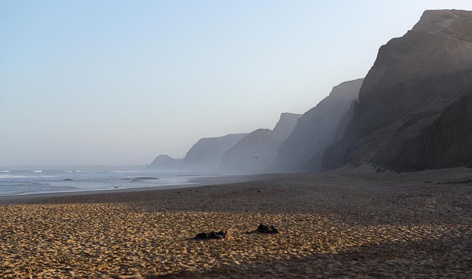Hacia playa do Amado.JPG